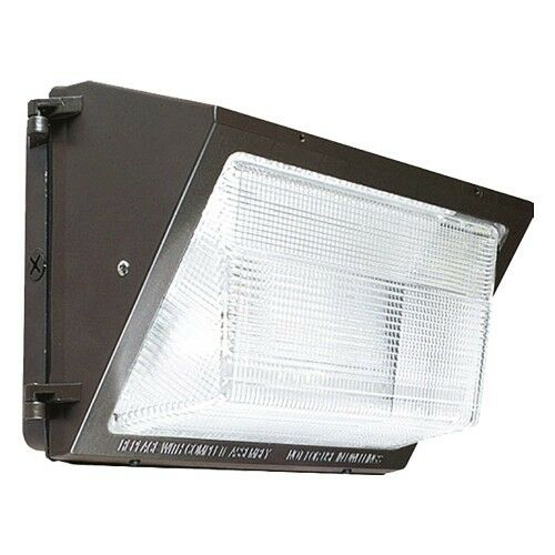 Industrial Outdoor Led Lighting: 40 Watt LED Wall Pack Outdoor Security Light Fixture For
