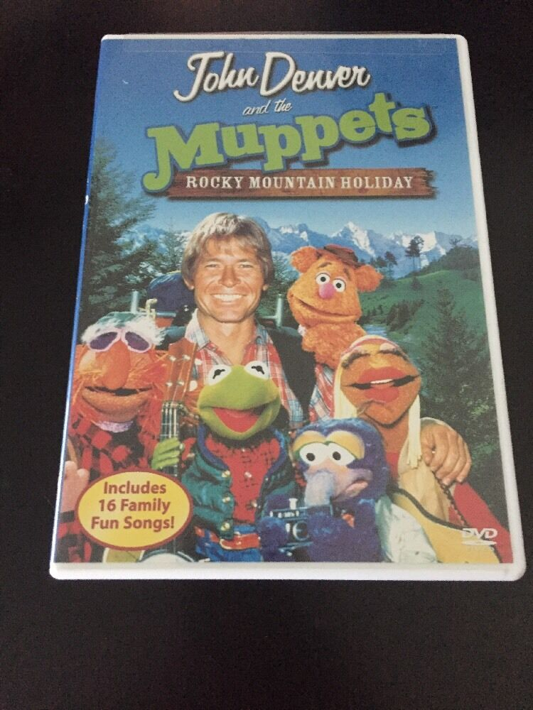 Pin John Denver and the Muppets DVD Images to Pinterest