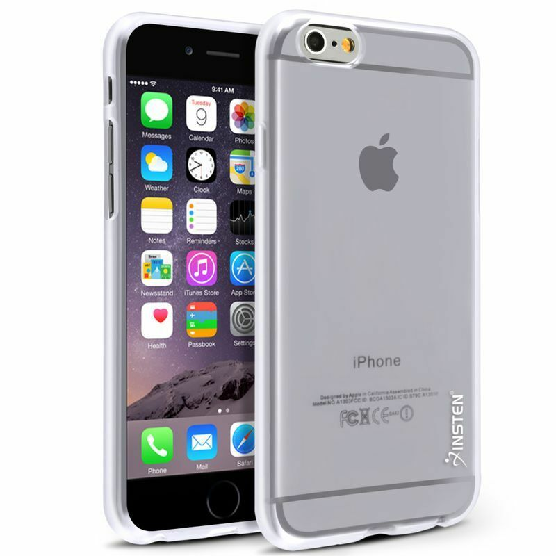 for iphone 6s iphone 6 case ultra slim thin clear tpu. Black Bedroom Furniture Sets. Home Design Ideas