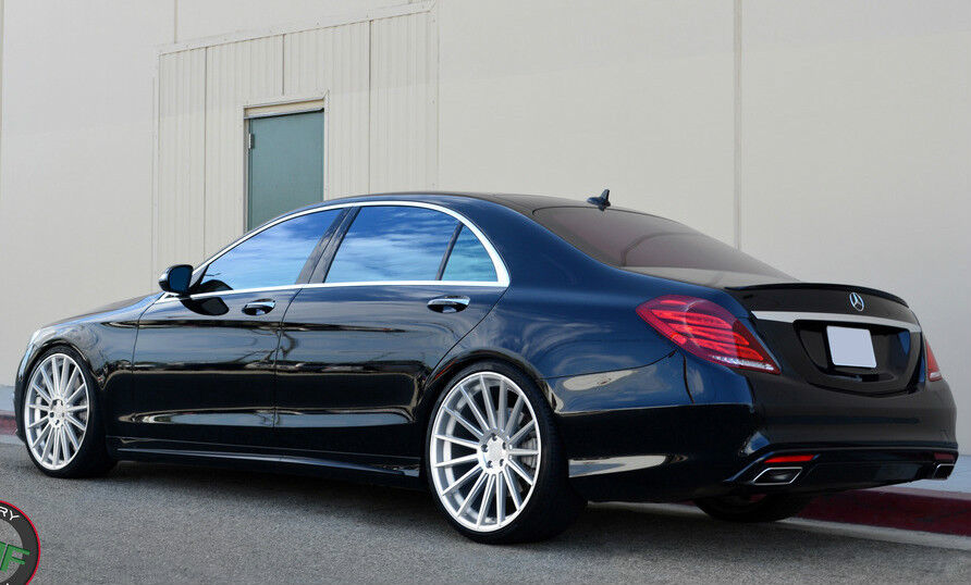 22 rf15 road force staggered wheels for mercedes s400 for Mercedes benz s600 ebay