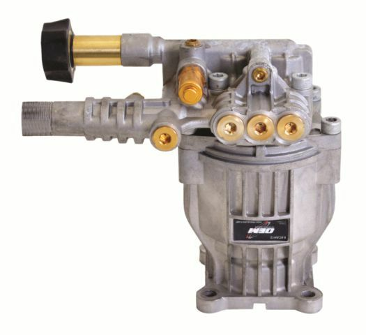 Pressure Washer Horizontal Replacement Pump 3000psi 2 4gpm