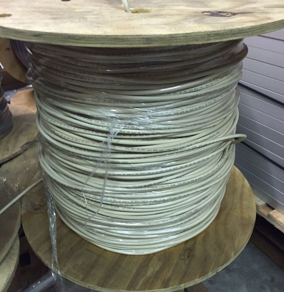 100ft 10 Awg 19 Strad Sungen Solar Pv Wire 2000v Cable Ul