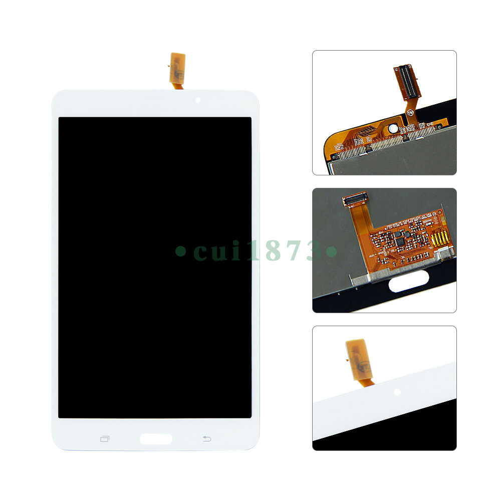 usa lcd screen touch digitizer for samsung galaxy tab 4 sm. Black Bedroom Furniture Sets. Home Design Ideas