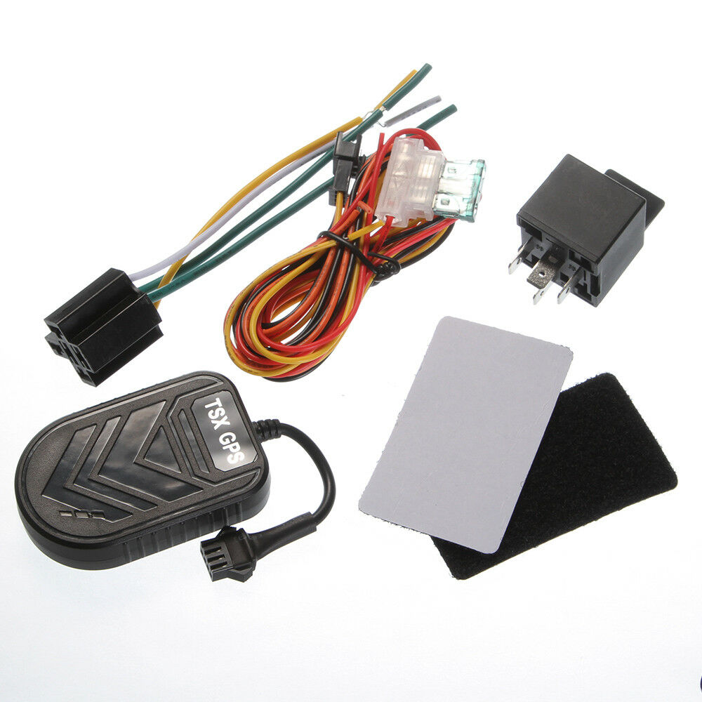 Gsm Gps Tracker Voice Monitor Vehicle Car Motorcycle