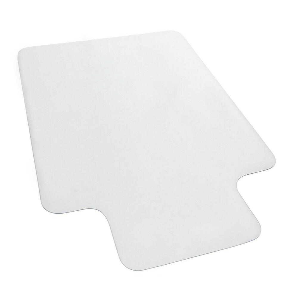 New 48 X 36 PVC Chair Office Home Desk Floor Mat For Tile Wood 1