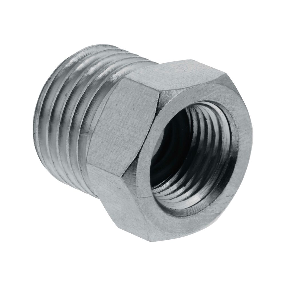 Airbrush quot male to bsp female fitting connector