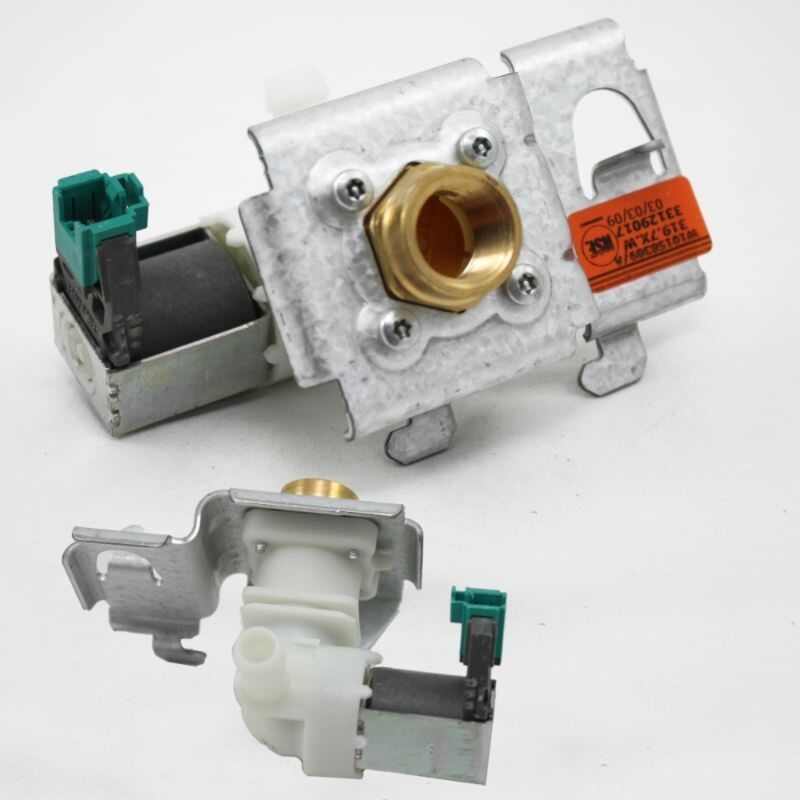 W10158389 whirlpool dishwasher valve water inletfine fill non oem erw10158389 ebay - Kitchenaid dishwasher fill valve ...