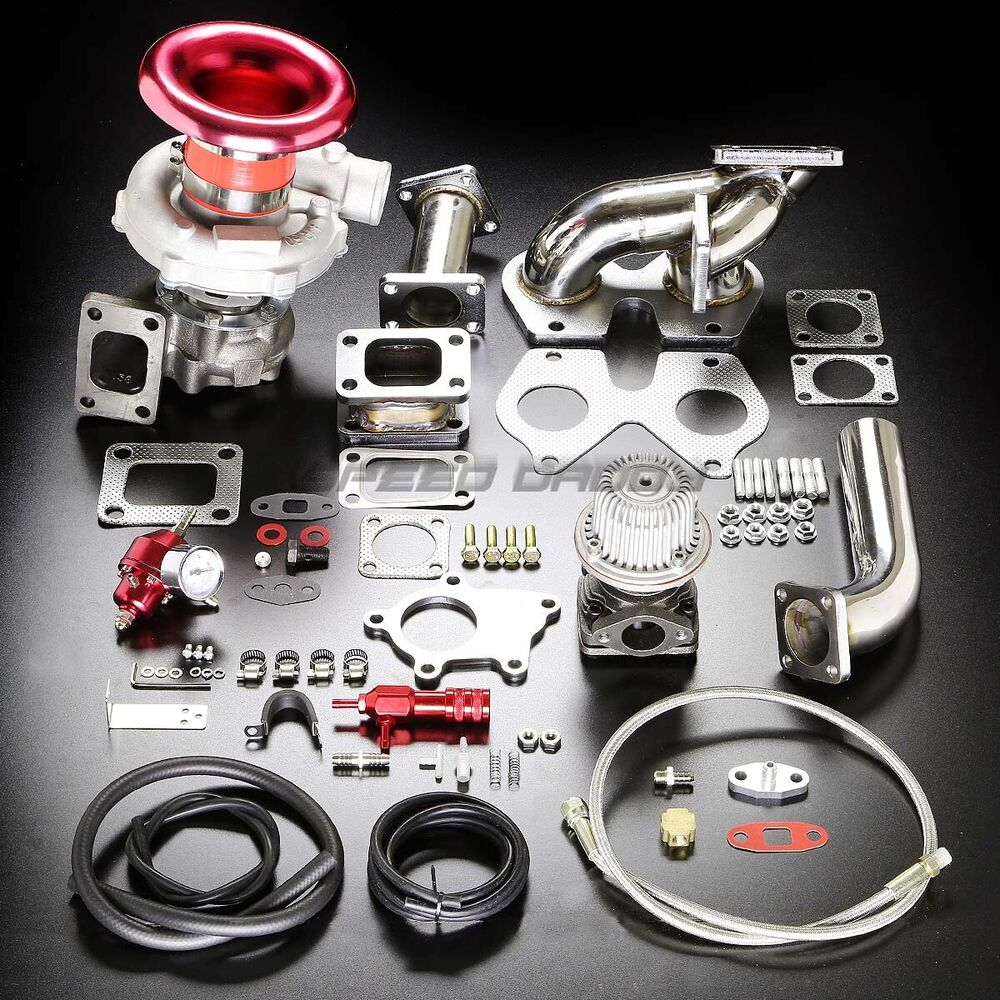 2 3 Turbo Performance Parts: FC3S T04E STAGE II TURBO CHARGER MANIFOLD UPGRADE KIT