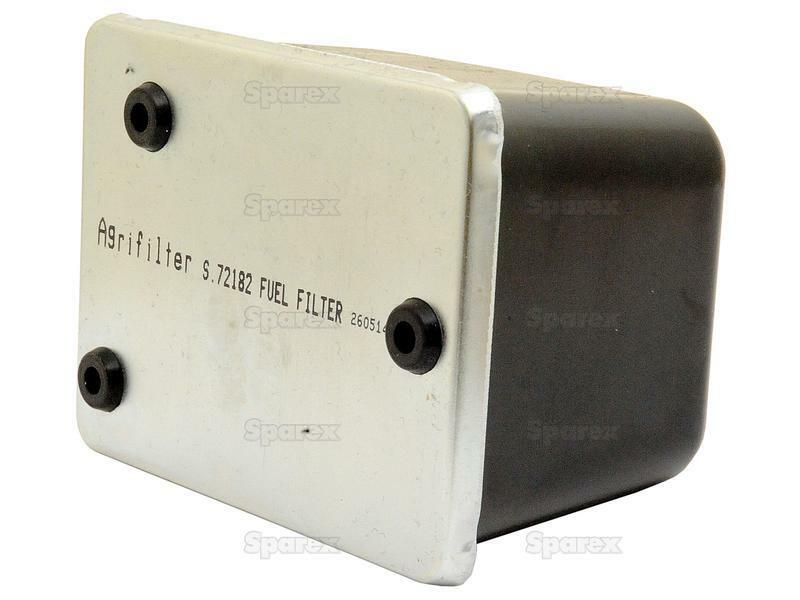glass fuel filter assembly fits jd ar50041 2440  2450