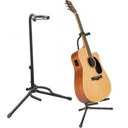 Kyпить New Tubular Acoustic/Electric Bass Guitar Stand Holder Black на еВаy.соm