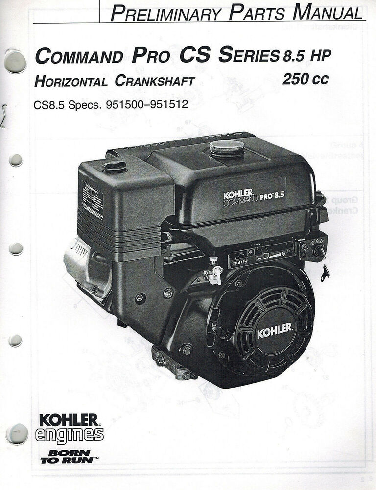 kohler command engines 19 hp vertical  kohler  free engine