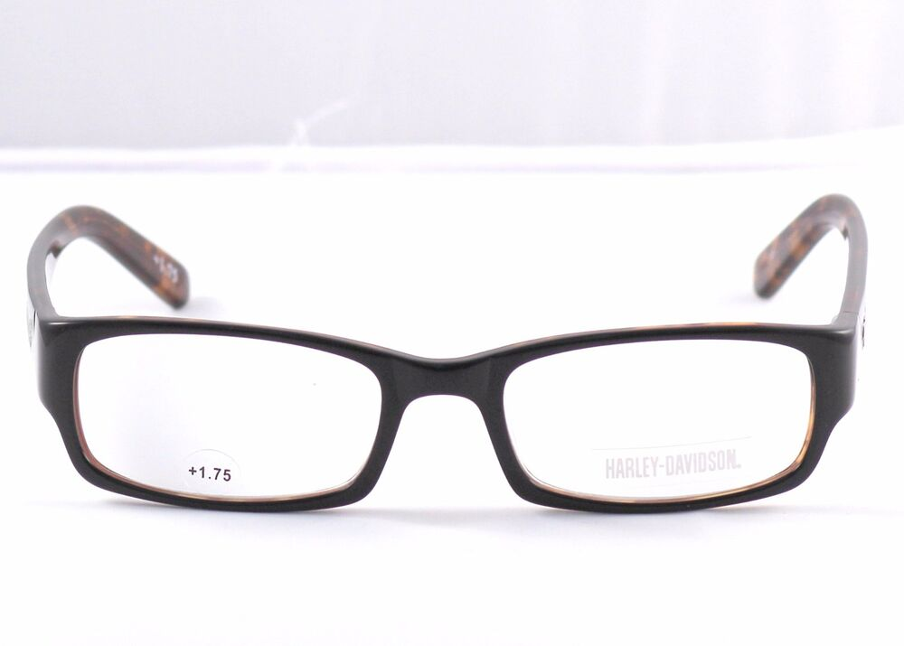 new s harley davidson reading glasses readers 1 75 hd