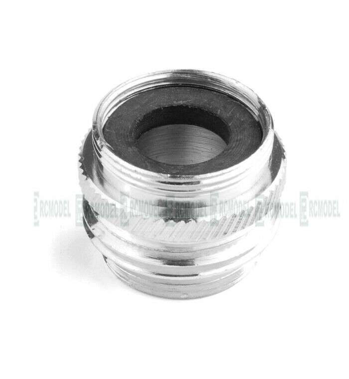 Kitchen faucet garden hose adapter for jet carboy washer or wort chiller home br 797153333979 ebay for Faucet to garden hose adapter lowes