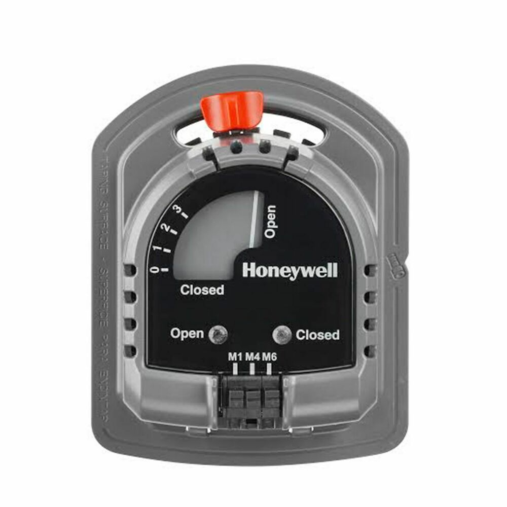 Honeywell m847d zone replacement motor for ard and zd zone for Honeywell damper control motor
