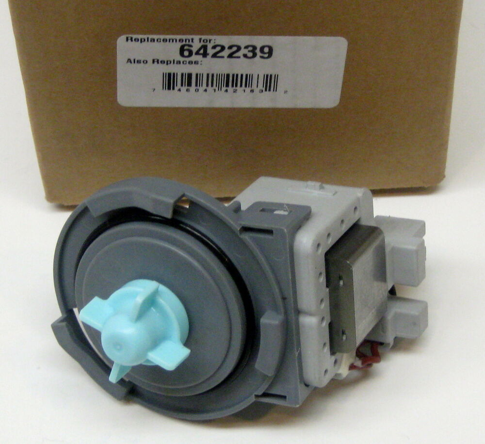Dishwasher drain pump for bosch 00642239 ap3996662 ps8729769 642239 ebay - Bosch dishwasher pump not draining ...