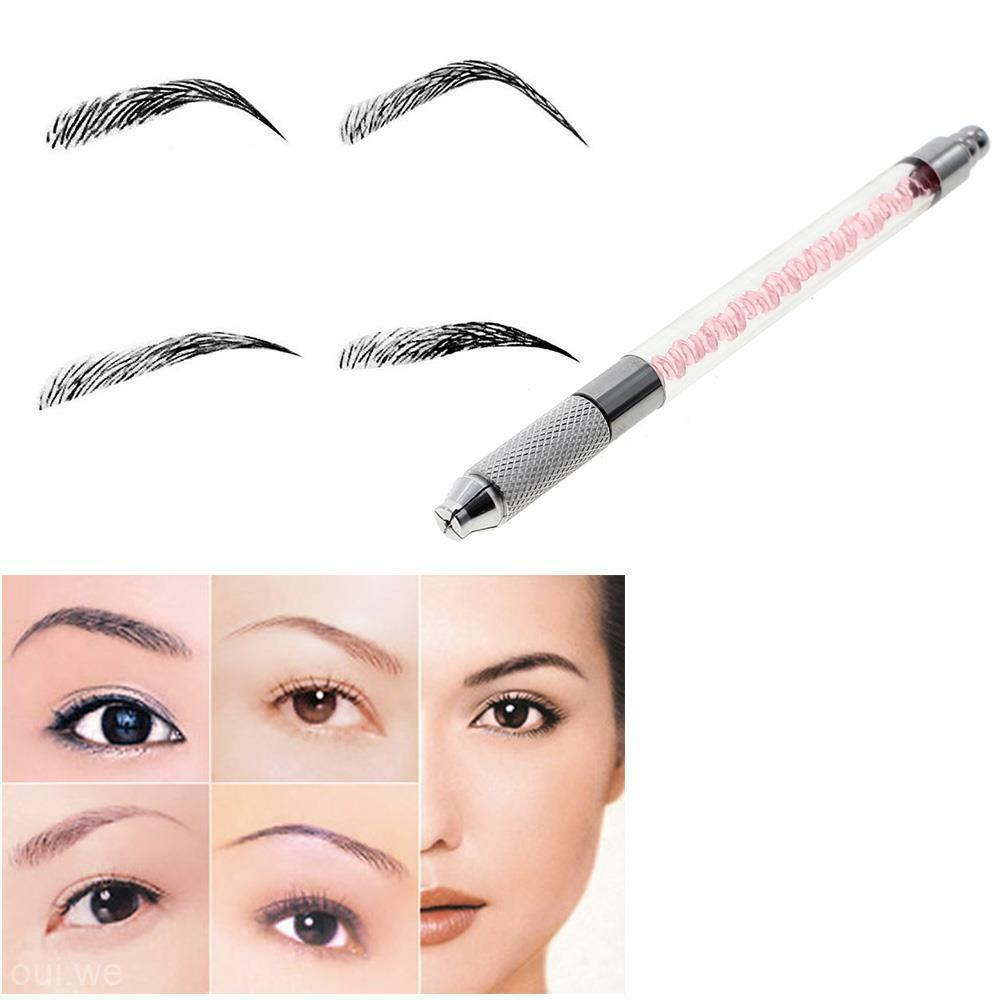Ladys Permanent Eye Eyebrow Lip Liner Eyeliner Makeup