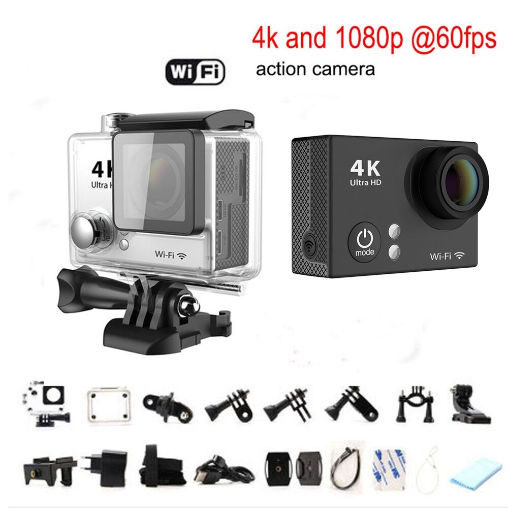 4k ultra sj9000 wifi sport action camera 2 0 inch dv 1080p hd cam dvr waterproof ebay. Black Bedroom Furniture Sets. Home Design Ideas