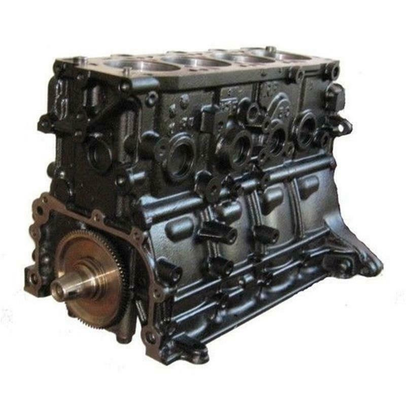 motor kurbeltrieb austauschmotor mazda 6 rf5c 2 0 di engine short block ebay. Black Bedroom Furniture Sets. Home Design Ideas