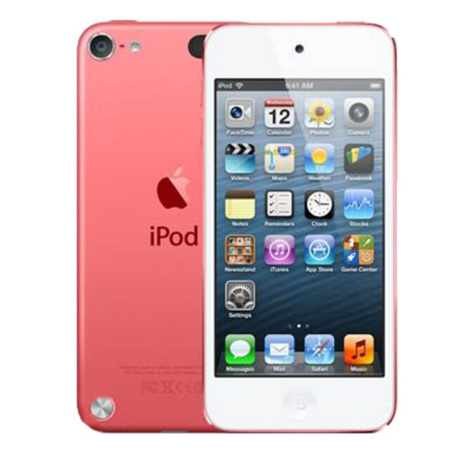 Apple iPod Touch 5th Generation 16GB Pink 885909961474 | eBay