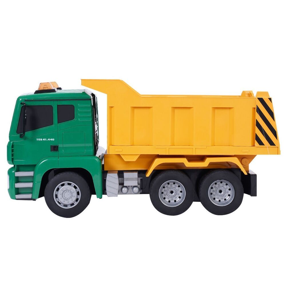Best Construction Toys And Trucks For Kids : Us stock ch remote control rc construction dump