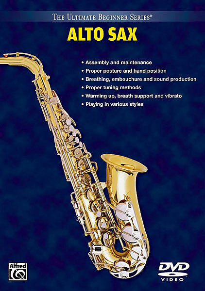 How to Play the Alto Saxophone (with Pictures) - wikiHow