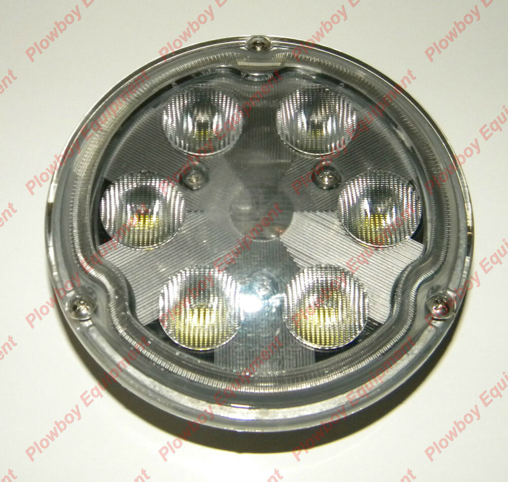 Hi Low 4 5 Quot Led Sealed Beam Light For John Deere 4440 4450
