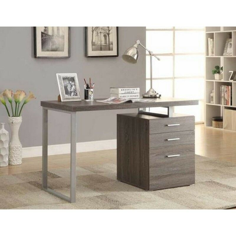 Coaster Furniture 800520 Desks Writing Desk With File
