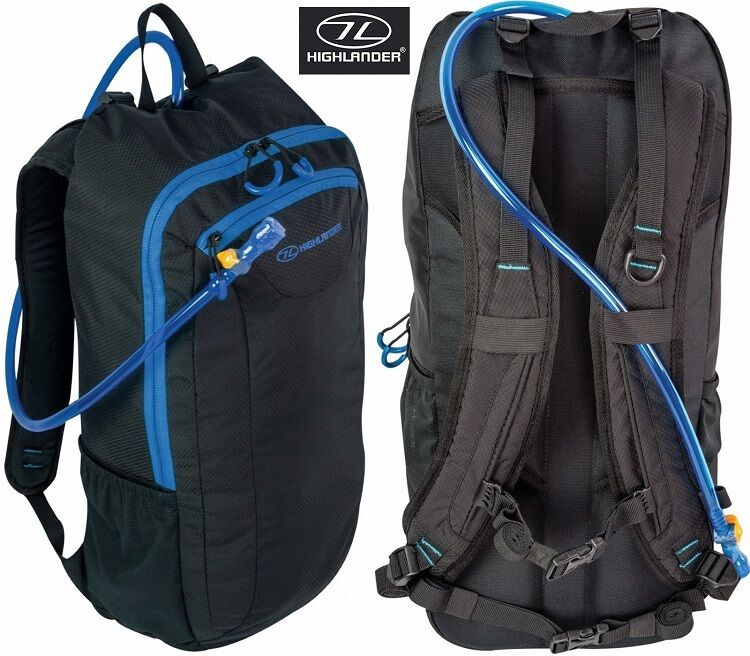 Falcon Hydration Back Pack Water Bottle Day Backpack ...