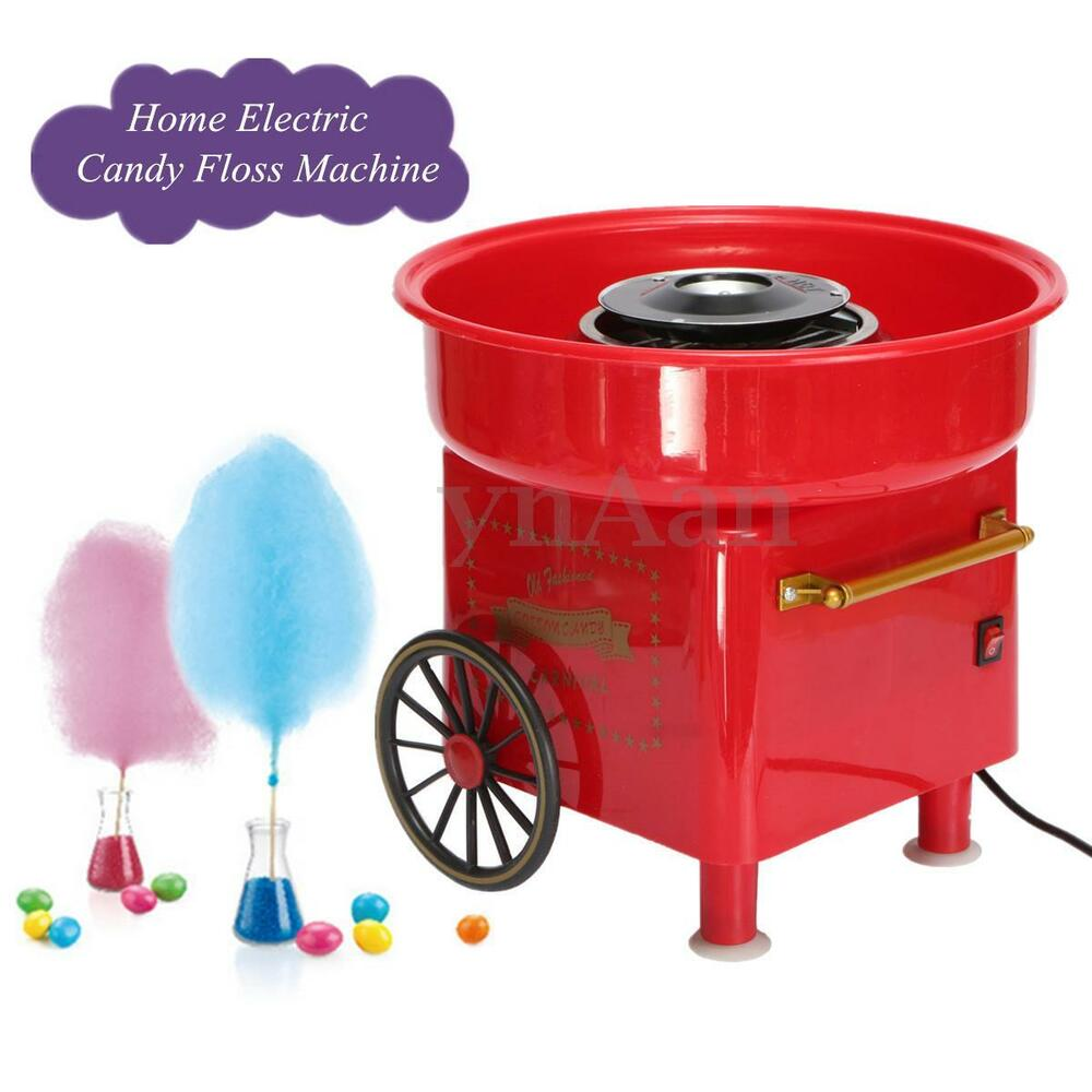 Vintage Electric Candyfloss Cotton Sugar Candy Maker ...