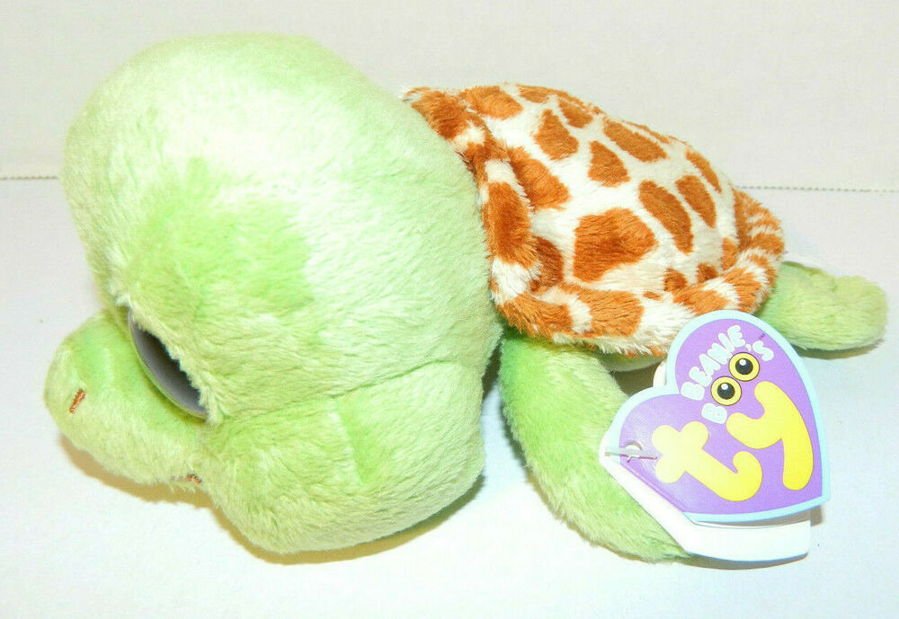 13f94e4fa8c Details about Retired TY beanie babies BOO Boos SANDY THE Sea turtle 1st  Make Gulf Coast MWMT