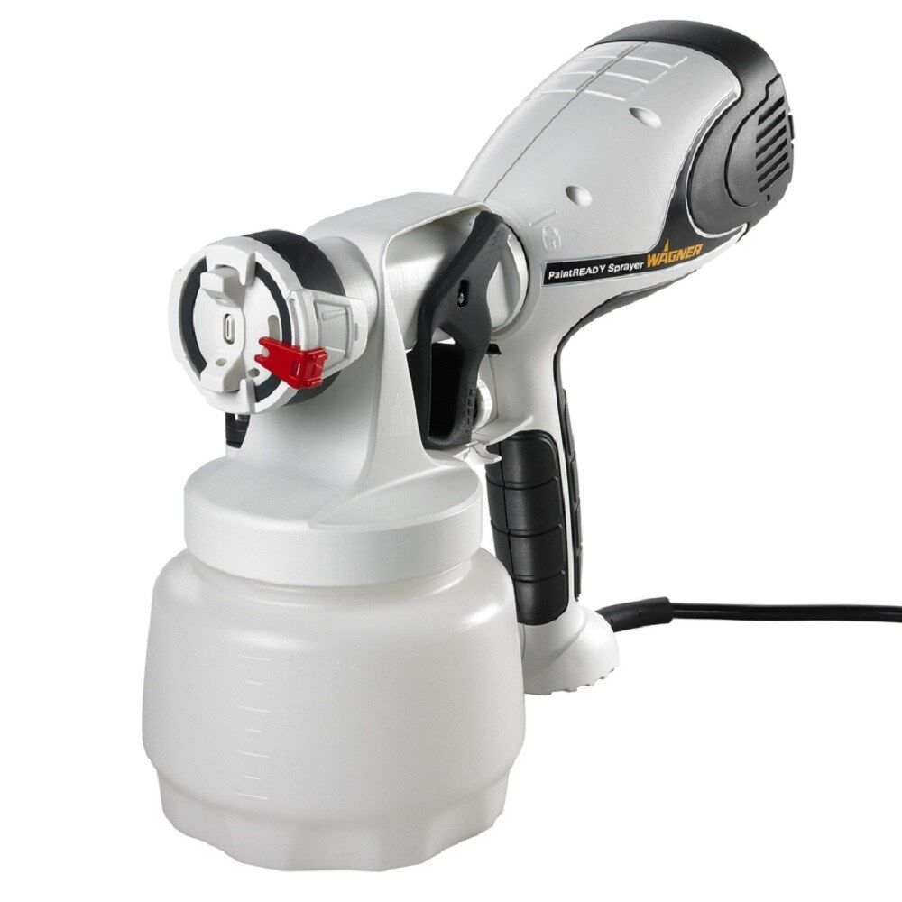 wagner paintready 5 psi handheld high volume low pressure