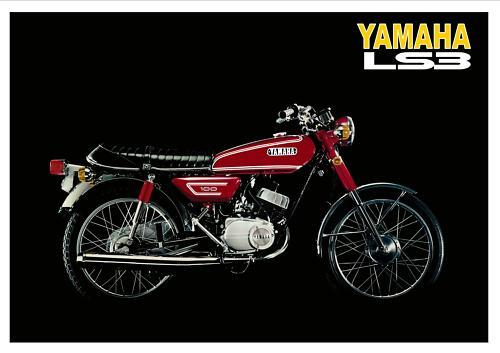 Cards For Yamaha Ls