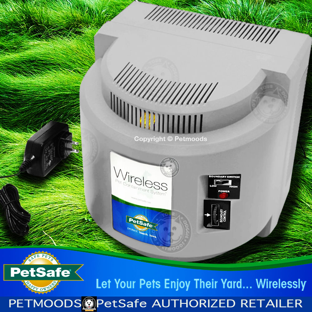 wireless dog fence petsafe if 100 portable wireless pet containment 29113