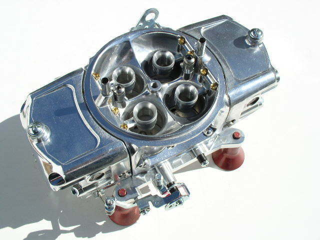 how to tell what edelbrock carb i have