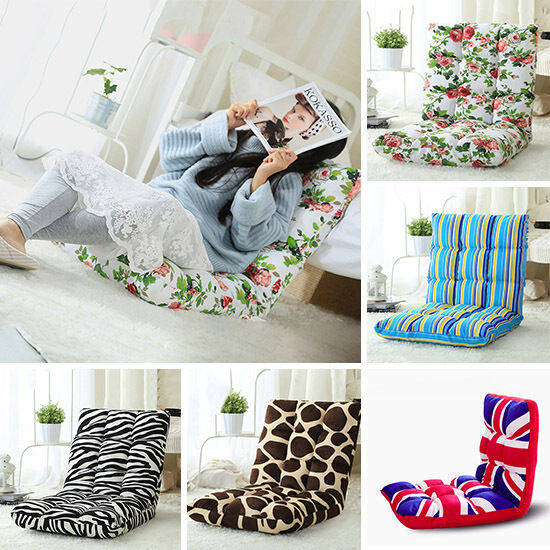 New Sofa Tatami Floor Lounger Low Cushion Chair Couch Seat