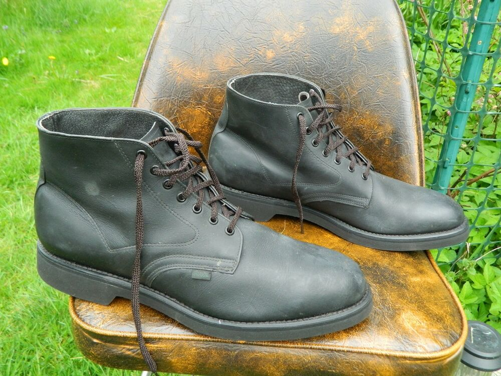 Quot Work America Quot Usps 6 Quot Work Shoes Size 12 A Union Made