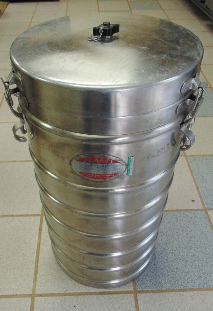 Thermal Food Carrier Aer Void 1x10 Insulated Food