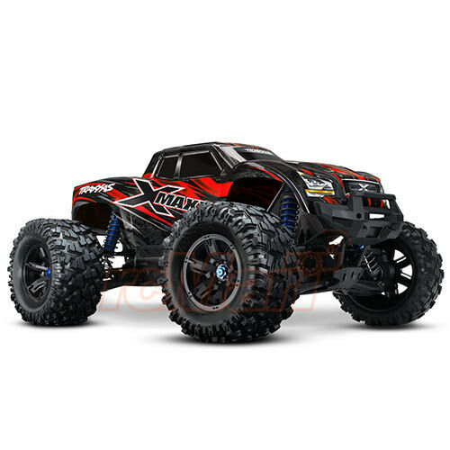 Traxxas X-Maxx Clear Body Set EP 4WD 1:5 RC Cars Truck Off ...