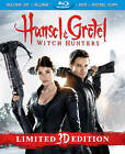Hansel  Gretel: Witch Hunters (Blu-ray/DVD, 2013, 3-Disc Set, Includes Digital Copy 2D/3D)