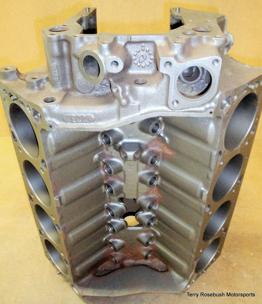 """Cadillac 500 For Sale: GM """"1495200 Casting"""" Cadillac 500ci Bare Block, 223 Date"""