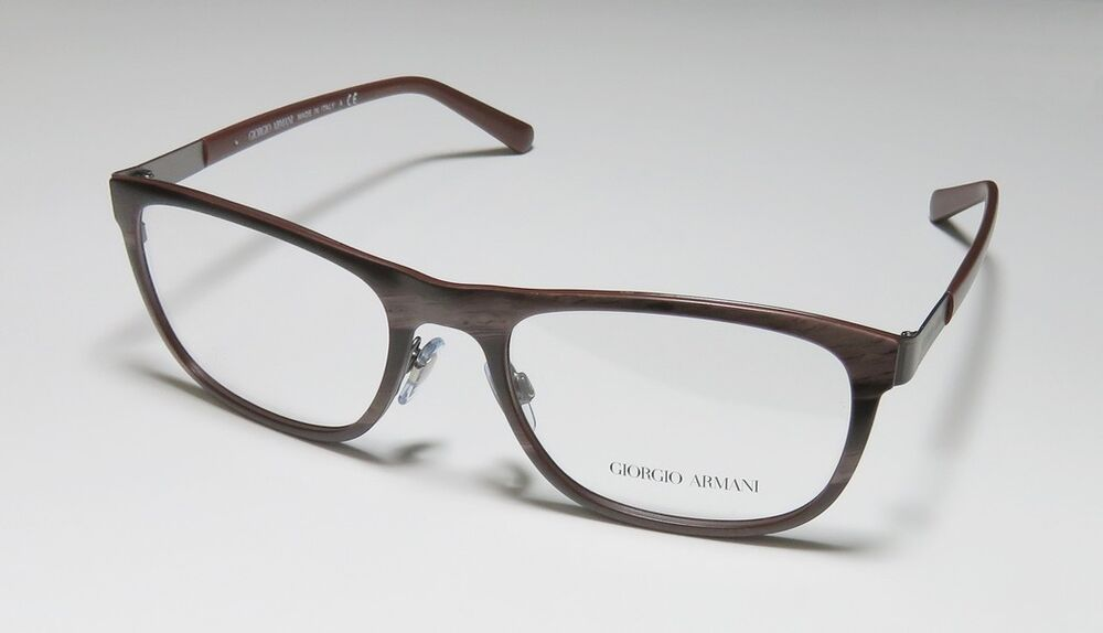 Eyeglass Frames Names : NEW GIORGIO ARMANI 5012 BRAND NAME FABULOUS SLEEK EYEGLASS ...
