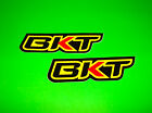 BKT TIRES ATV QUAD UTV GO CART OTR INDUSTRIAL SPORTS TYRES STICKERS DECALS