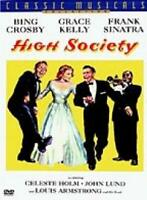 High Society [DVD] [1956], Good DVD, Lydia Reed, Margalo Gillmore, Louis Armstro