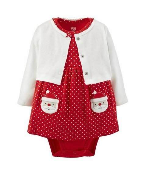 6 Month Christmas Dress hd image