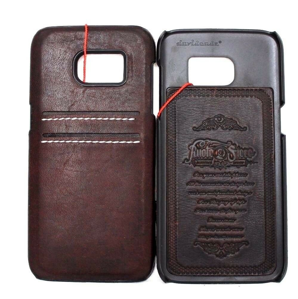 ... Case for Samsung Galaxy S7 Edge book wallet handmade cover slim : eBay