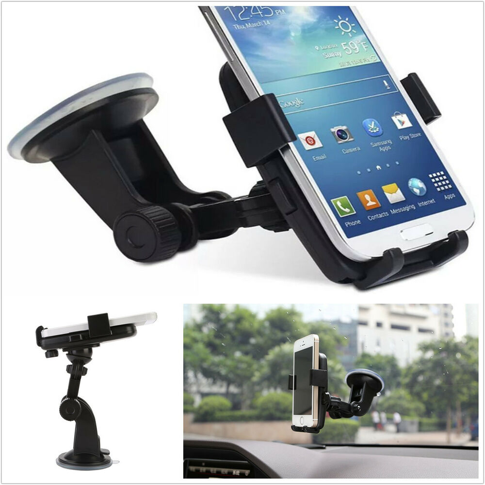 360°Adjuatable Car Windshield/Dashboard/Air Vent Mount ...
