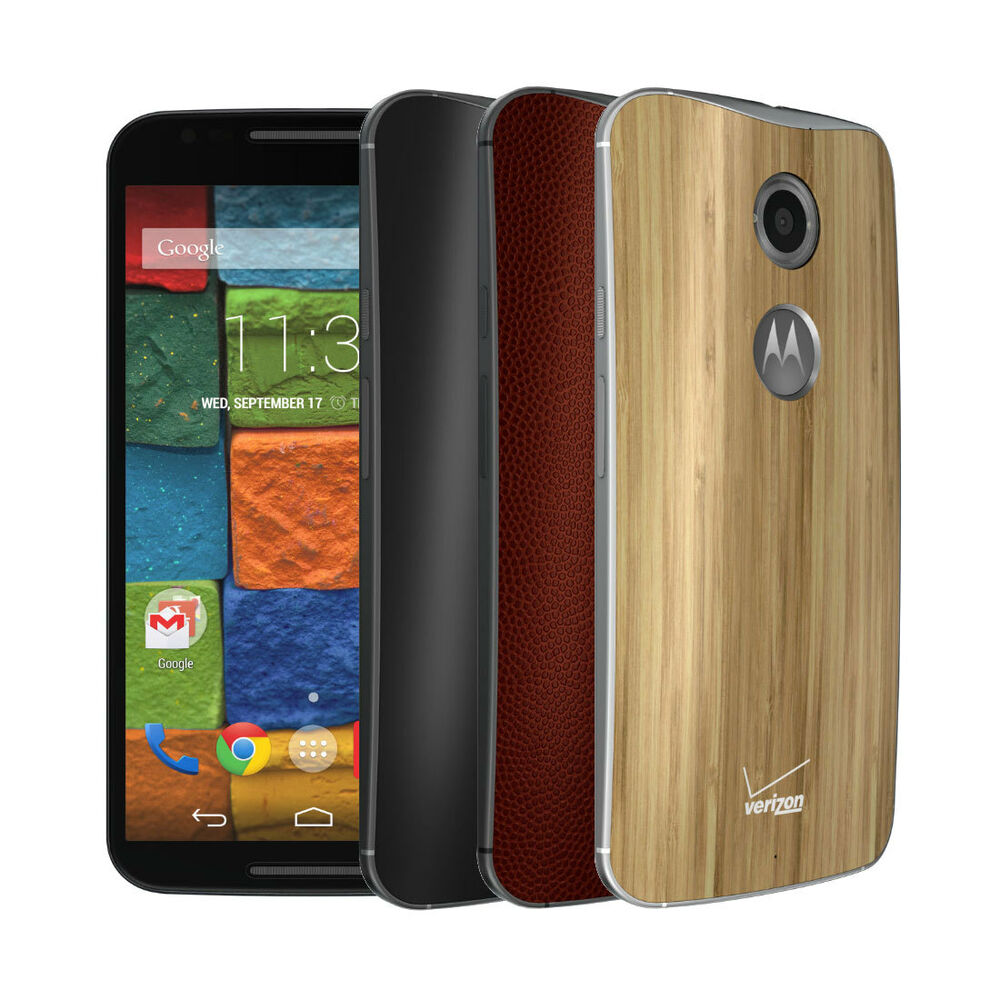 Motorola XT1096 Moto X 2nd Generation 16GB Verizon ...