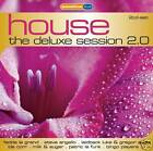 CD House The Deluxe Session 2.0 d'Artistes divers 2CDs