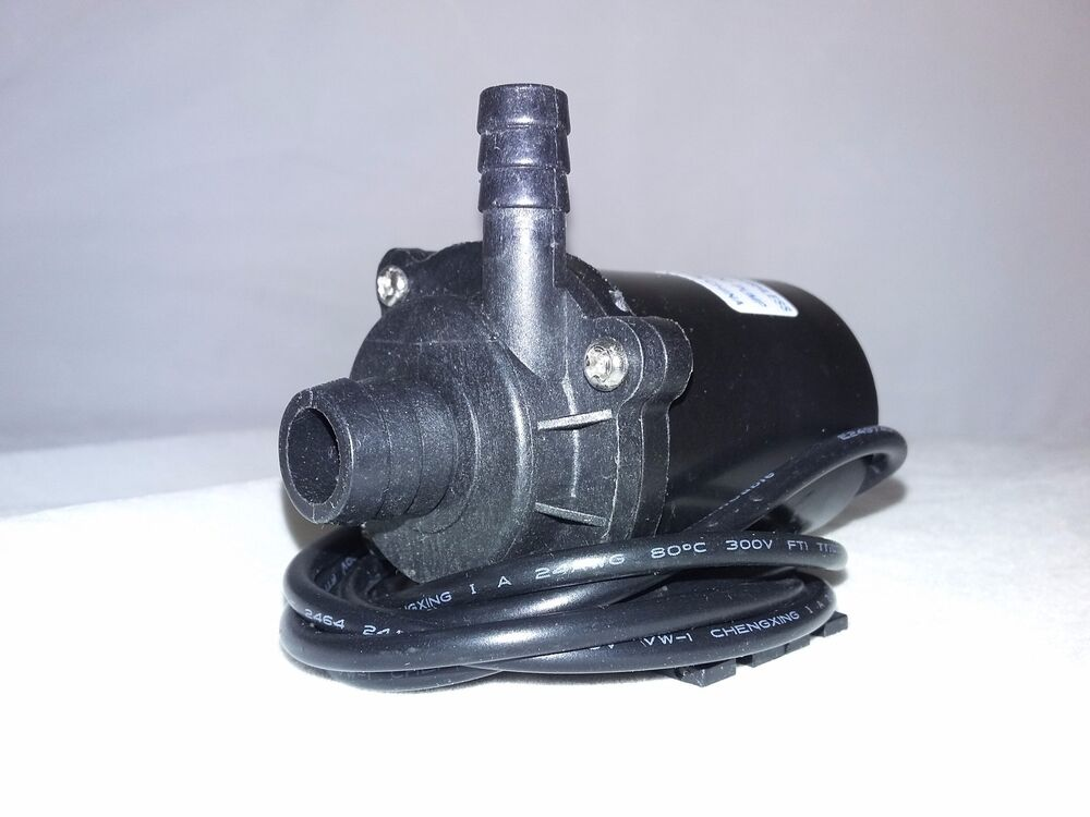 12volt Dc Submersible Water Fountain Pump 120gph 10 39 Lift