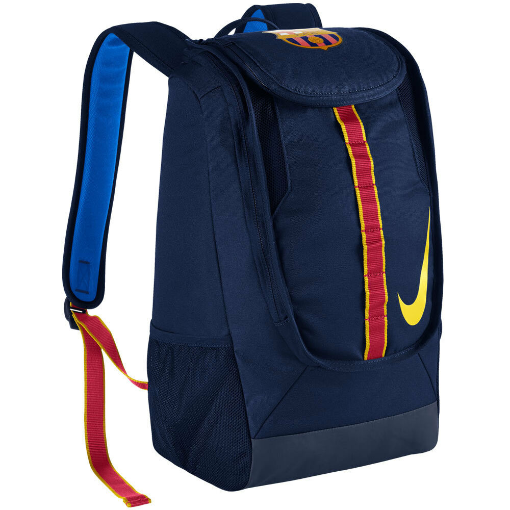 Details about Nike Tiempo Shield 2.0 FC Barcelona 2016 - 2017 Soccer School  Gym Bag Backpack f88bdfb36e55